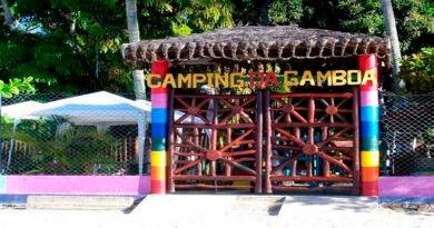 Camping da Gamboa